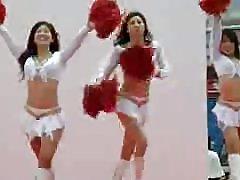 Cheerleaders upskirt af loyalsock
