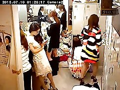 JAP skiftende - kimono titties