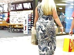 Blondine tykke bbw shopping fædre dag sexet af!