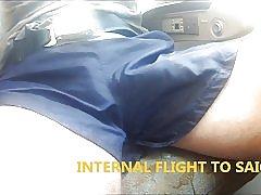 23 liderlige pik ud coach amp; flyet skinnende nylon shorts