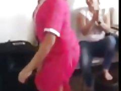 Arabiske hore dans