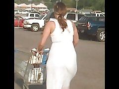 Pawg milf kjole jiggle